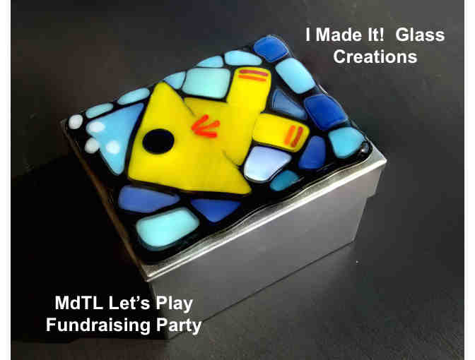 Let's Play I Made It Glass Creation